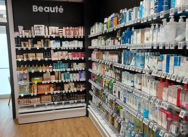 beauté cosmétique pharmacie du stade bruges